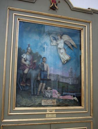teca di sant'Oronzo decollato